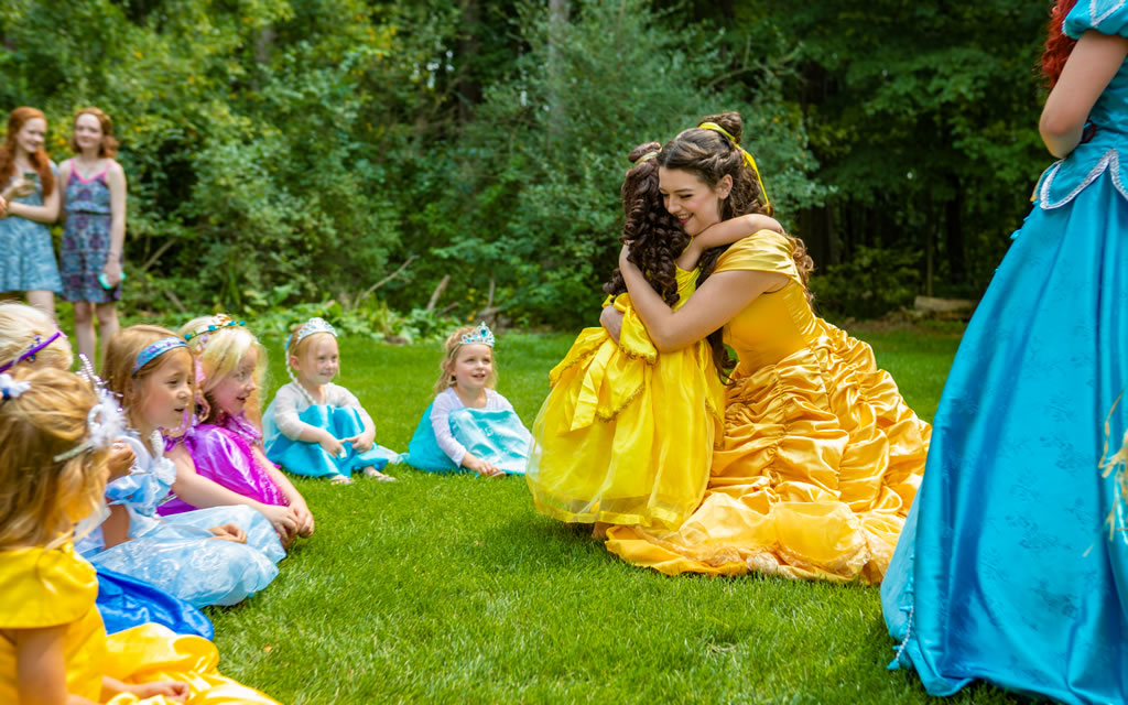 Birthday Party Theme Ideas For Five Year Olds
