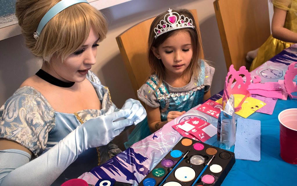 Fun Craft Ideas For Your Kids Birthdays Princess Party Ideas